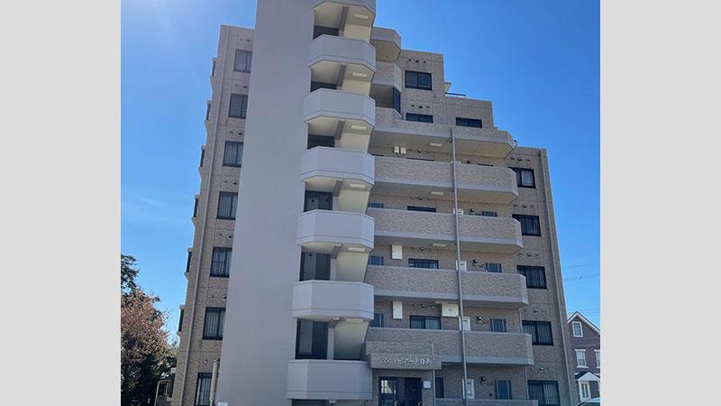 豊田市 A様 7階建てアパートマンションAfter写真