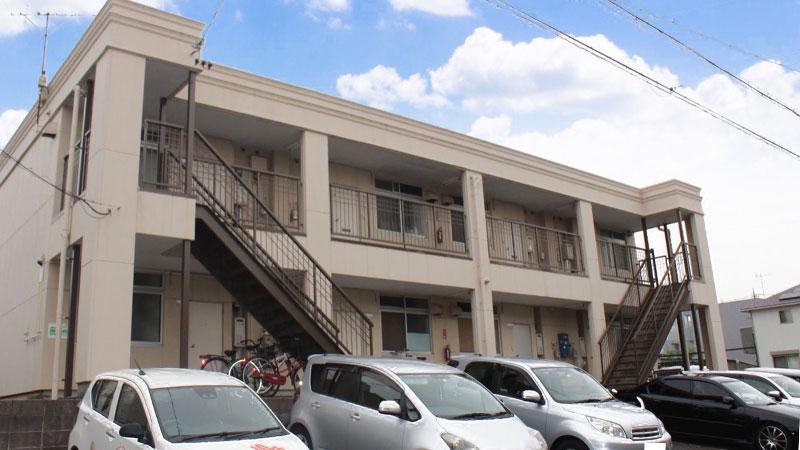 豊田市 S様 アパート付帯部・鉄部塗り替え工事After写真