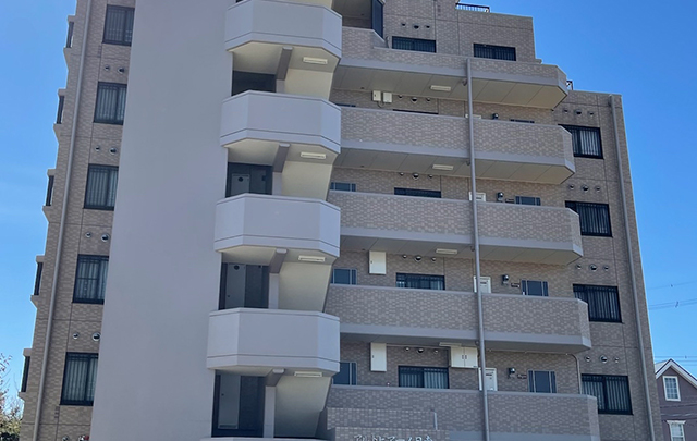 アパート・マンションオーナー様へ 入居率を上げるアパート・マンション塗装