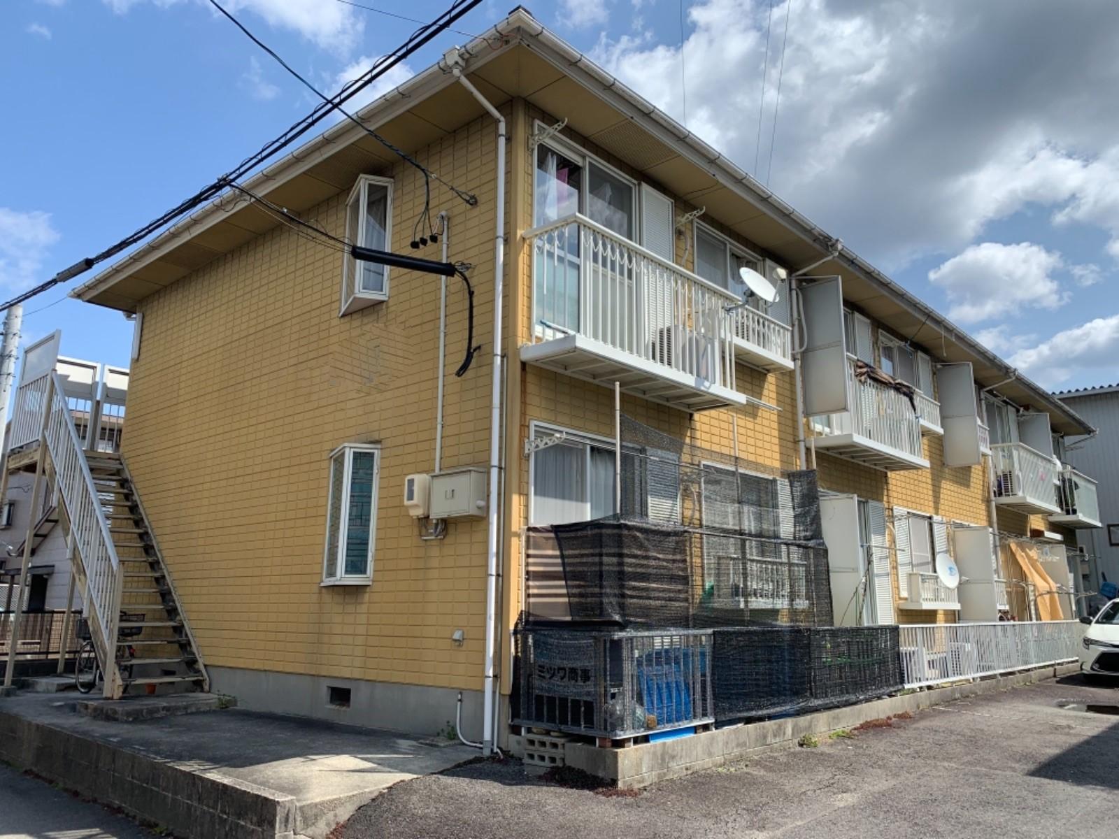 豊田市井上町 G様 2階建てアパート